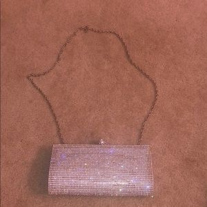 Sparkly Clutch Purse